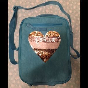 🌸 PROMOTION 🌸 GAP Sequined Insulated Lunch Bag
